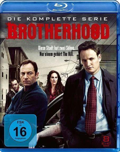 Brotherhood - Die komplette Serie (Blu-ray) für 14,97€ (Amazon Prime)