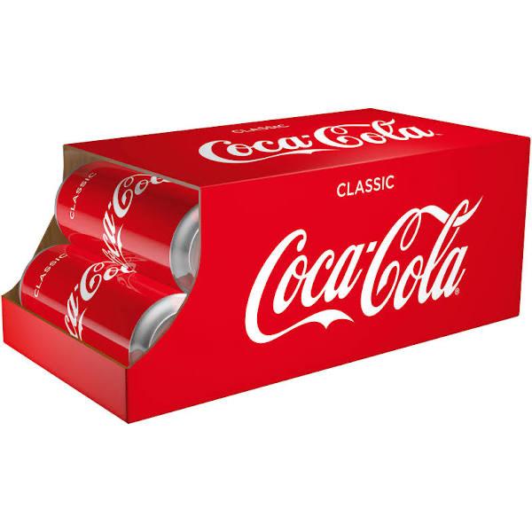 [Rewe / Aldi Süd] Coca Cola Friendspack 10 x 0.33l Dose für 3.79€ zzgl. 2.50€ Pfand