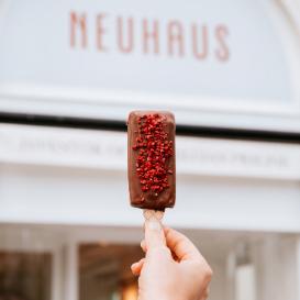 [lokal] Gratis Eis probieren bei Neuhaus Pralinen