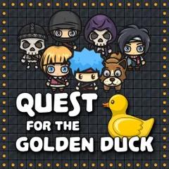 Quest for the Golden Duck (Switch) für 0,01€ (MEX eShop)