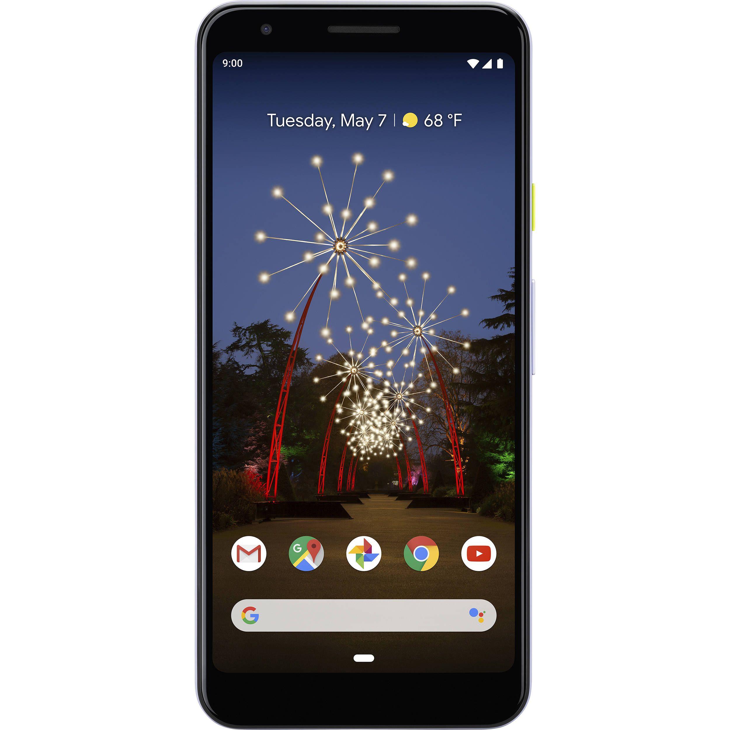 [Vodafone-Netz] Google Pixel 3a für 19,99€ Zuzahlung mit Klarmobil Tarif (5GB LTE, Allnet- & SMS-Flat) für 12,99€ / Monat | 20€ Cashback