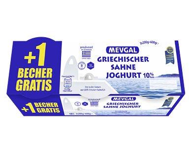 [Lokal Aldi Süd] Mevgal Original griechischer Sahnejoghurt 10% Fett