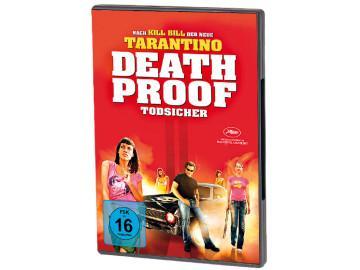 AVF Bild + Death Proof DVD für 4,20 Euro