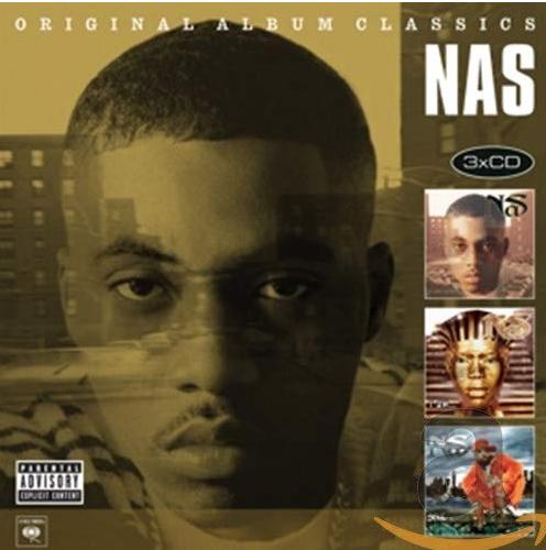 Nas - It Was Written + I Am... + Stillmatic (3CD-Box Original Album Classics) für 7,97€ (Amazon Prime)