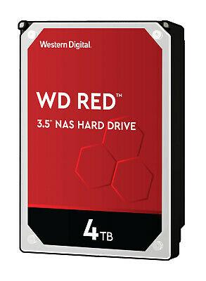 WD Red™ NAS-Festplatte Bulk, 4 TB HDD für 101 Euro