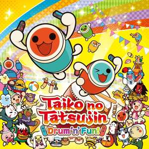 Taiko no Tatsujin:Drum'n'Fun! (Nintendo Switch eShop)