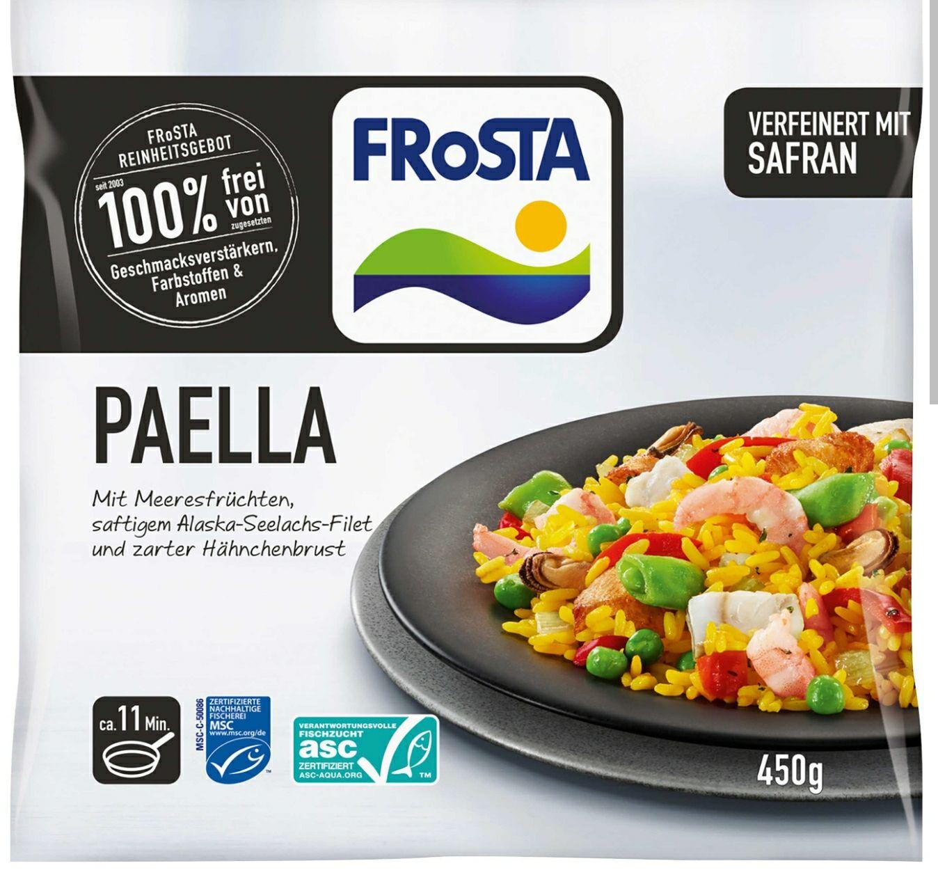 Sammeldeal: Frosta Fertiggerichte versch. Sorten 2,49€ | Schoko Donut 0,33€ | Cashew-Erdnuss-Mix 1,69€ [Kaufland ab 04.06.]