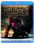 Hellboy 2 (Blu-Ray) für 5 Euro @Amazon.co.uk
