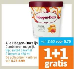 [Albert Heijn NL] Häagen-Dazs (2 Becher) u. Head & Shoulders