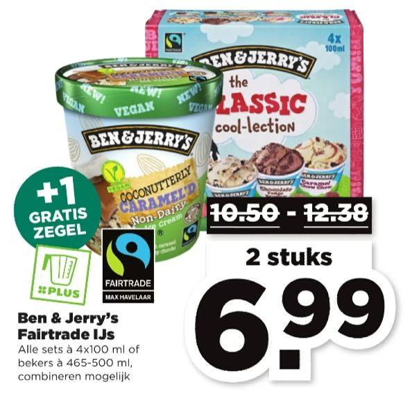 [plus NL] Ben & Jerry's Fairtrade