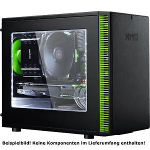 Fractal Design Nano S - XMG Edition PC Gehäuse Mit oder ohne Fenster ITX