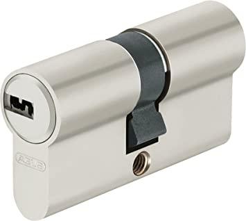 ABUS Profilzylinder D6XNP 30/45 inklusive 5 Schlüssel, 49456 (Amazon Prime)