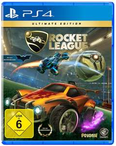 Rocket League: Ultimate Edition (PS4) (Amazon Prime)