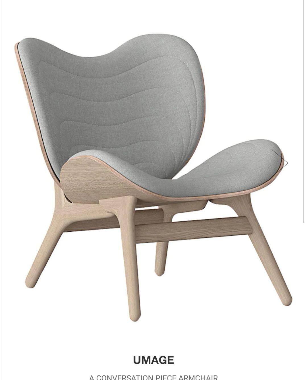 Umage - a conversation chair