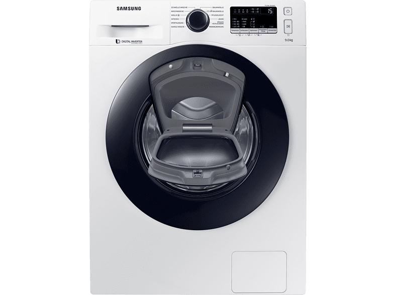 AddWasch 9kg Samsung Waschmaschine Add Wash