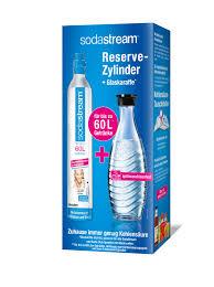 [Lokal - GLOBUS] Sodastream Reservezylinder mit Glaskaraffe