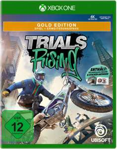 Trials: Rising Gold Edition (Xbox One) für 13,49€ (Amazon Prime & Müller Abholung)