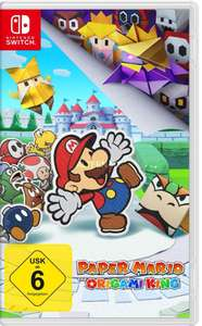 Nintendo Paper Mario: The Origami King , Nintendo Switch-Spiel