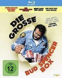 Die grosse Bud Spencer-Box (Blu-ray) für 15,97€ (Amazon Prime & Dodax)