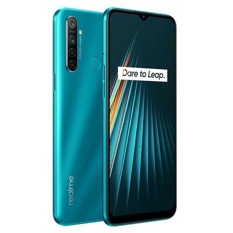 "Realme 5i 64/4GB Smartphone - Versand aus DE (6,5"" HD+ IPS, Snapdragon 665, Klinke, 5000mAh, AnTuTu 170k)"