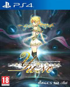 Yu-No: A Girl Who Chants Love at the Bound of This World (PS4) für 23,50€ (Base.com)