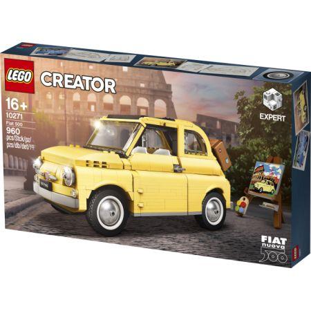 Lego Creator Expert 10271 - Fiat 500