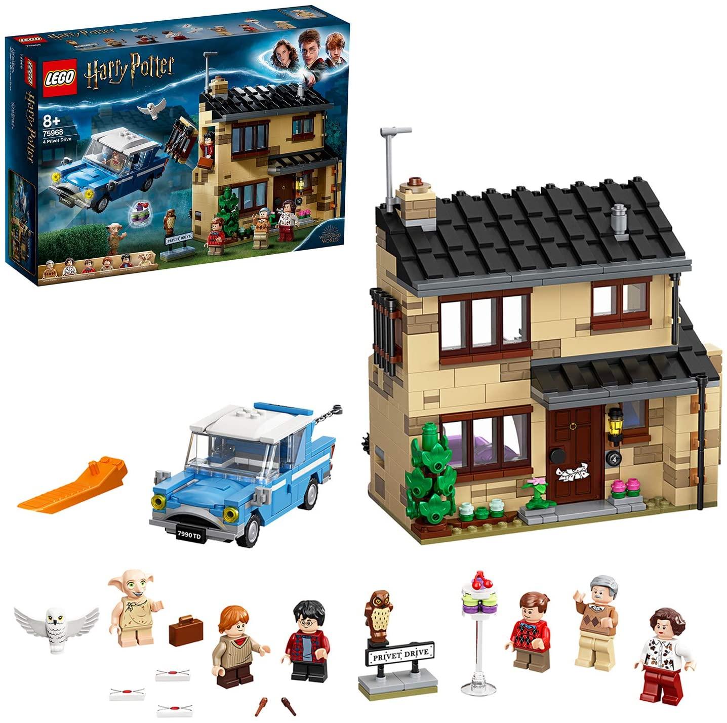 [amazon.de] LEGO 75968 Harry Potter Ligusterweg 4