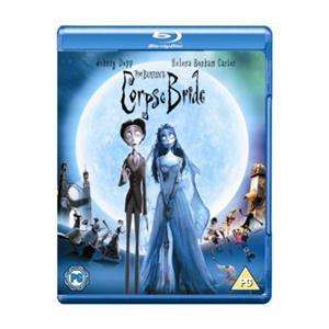 Tim Burton's Corpse Bride mit deutschem Ton -  BluRay -  Play.com