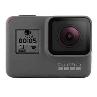 GoPro HERO5 Black - Zertifiziert Aufgearbeitet