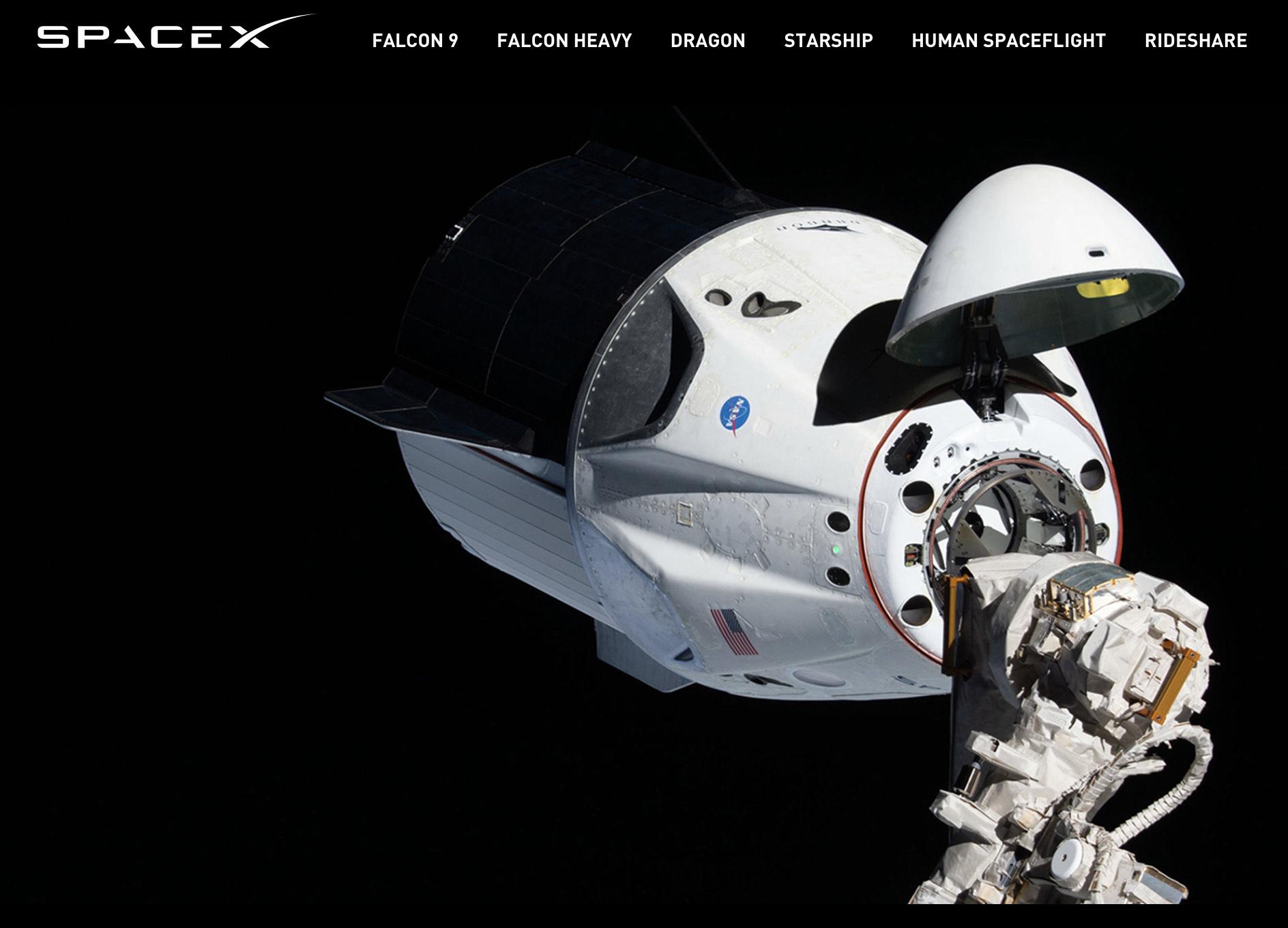 SpaceX Dragon ISS Docking-Simulator kostenlos spielen