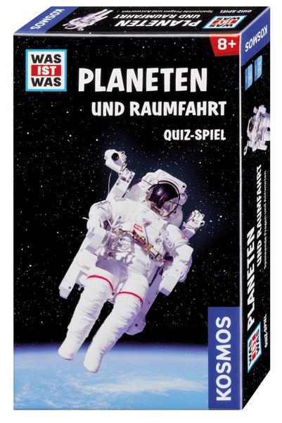 ( Thalia Filiallieferung bzw. kostenloser Versand mit Classic ) KOSMOS 711122 - WAS IST WAS - Planeten und Raumfahrt, Quizspiel