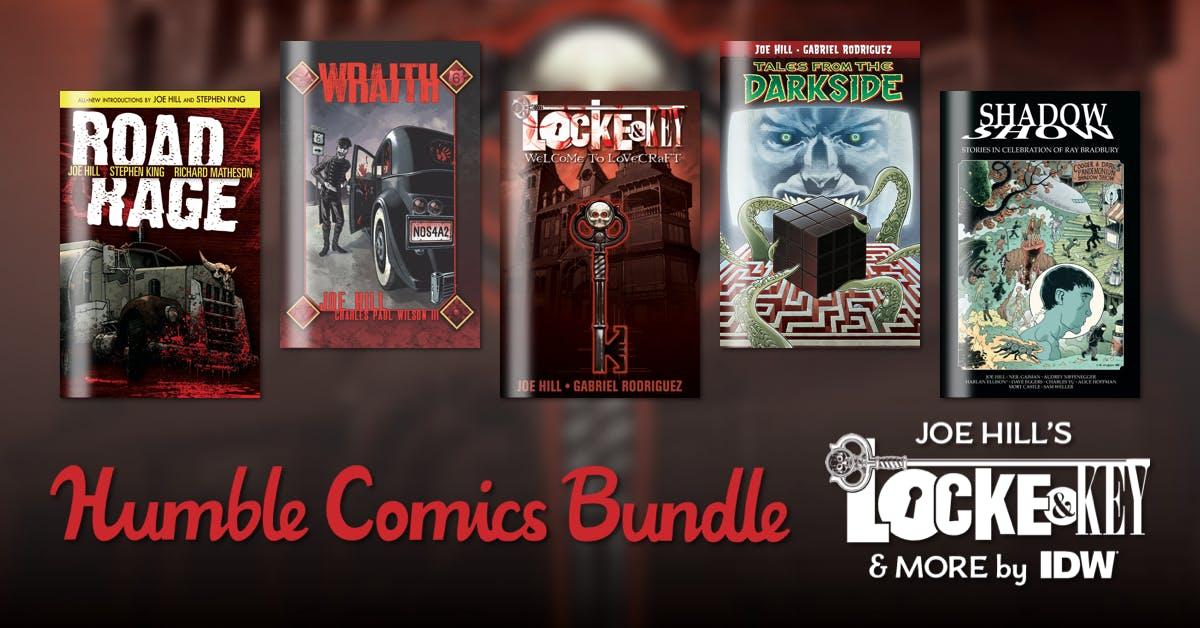 Humble Comics Bundle: Joe Hill's Locke & Key komplette Reihe