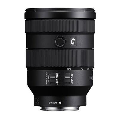 Sony SEL 24-105mm f/4.0 SEL24105G E-Mount für 978€ - 100€ CB = 878€ inkl. 3 Jahre Pannenschutz