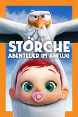 iTunes (Kaufen) Störche – Abenteuer im Anflug 4K Dolby Vision
