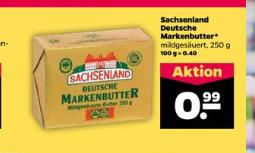 [Netto mit Hund] Deutsche Markenbutter 250g 0,99€