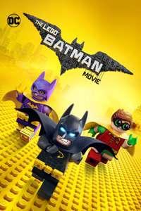 [iTunes] Lego Batman Movie - 4K, Dolby Vision und Dolby Atmos (DE und EN)