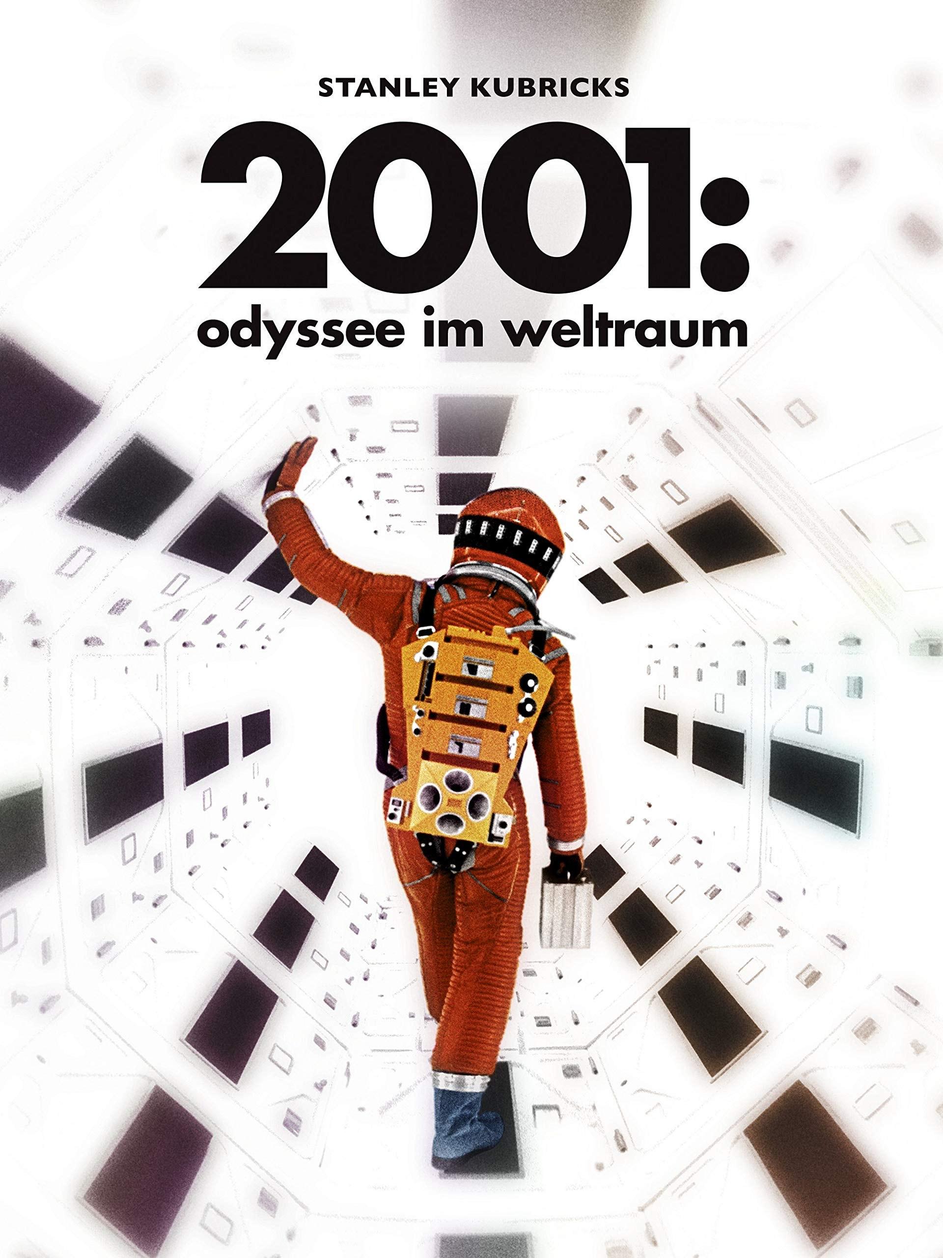 """iTunes """"2001: Odyssee im Weltraum"""" 4K"""