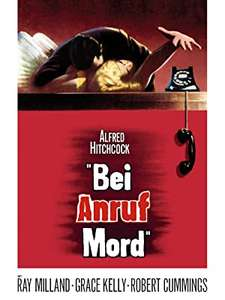 [Amazon Video, iTunes] Hitchcock: Bei Anruf Mord - Dial M for Murder - 1954 - HD