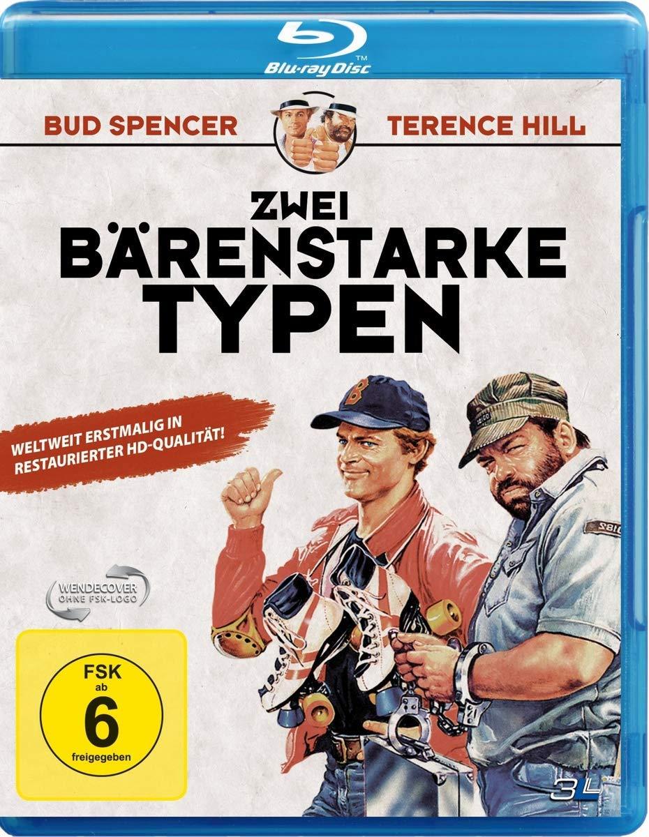 Zwei bärenstarke Typen (Blu-ray) für 4,49€ (Amazon Prime & Dodax)