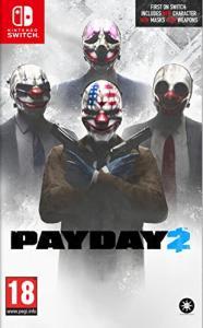 Payday 2 (Switch) für 25,67€ (Amazon ES)