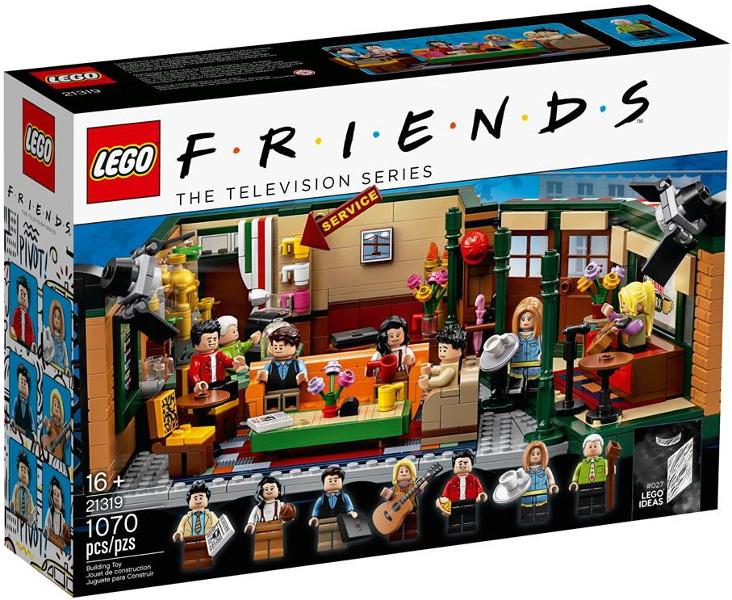 [infeoz] LEGO Mini-Sammeldeal (u.a. 21319)