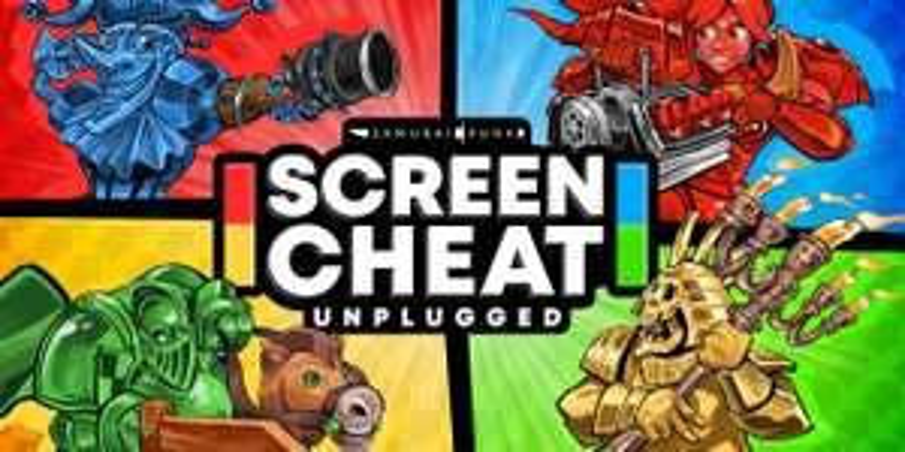 Screencheat: Unplugged 2,39€ - Nintendo