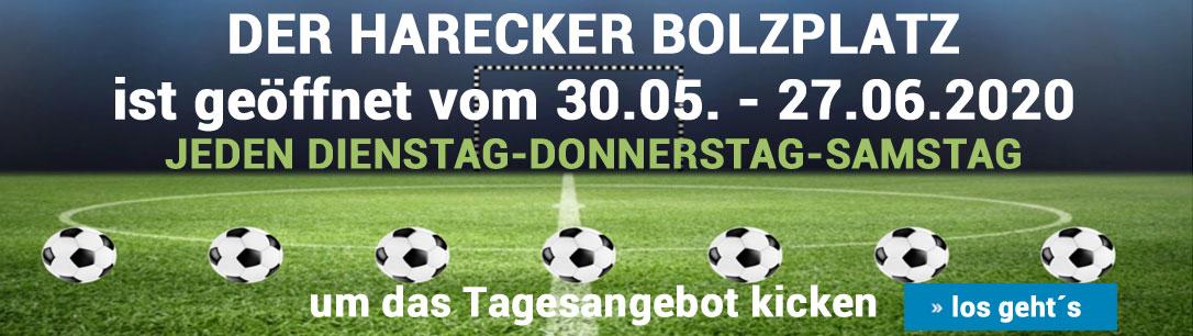Harecker Pfannen & Töpfe - Bolzplatz Aktion - Wechselne Angebote - [Dienstag, Donnerstag, Samstag]