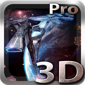 Real Space 3D Pro lwp für Android