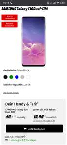 [Media-Markt] Samsung Galaxy S10 6GB MD Vodafone Allnet Flat