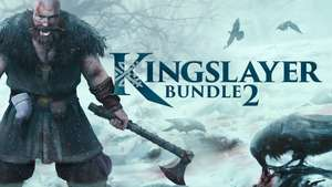 Kingslayer Bundle 2: Guilty Gear Xrd -Revalator + Expeditions: Viking + Grid + Party Hard 2 + DLC + Duke Nukem Forever + 2 DLC (Fanatical)