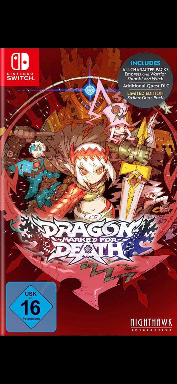 Dragon: Marked for Death für Nintendo Switch
