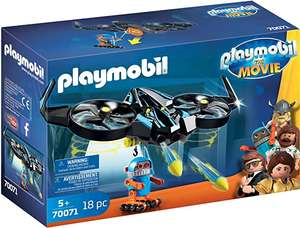 PLAYMOBIL THE MOVIE 70071 Robotitron mit Drohne