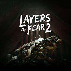 Layers of Fear 2 auf PS4 (entmaterialisiert)