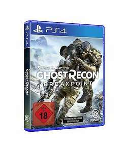 Tom Clancy's Ghost Recon: Breakpoint - PlayStation 4 / PS4 - Neu OVP / Ebay Saturn